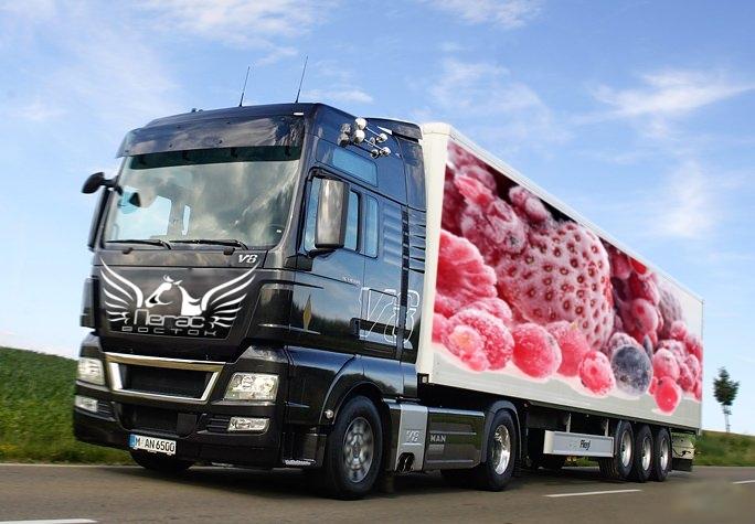 Перевозка овощей Украина – Латвия