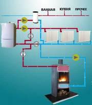 Заказать Монтаж систем отопления монтаж и расчет систем отопления, водоснабжения и канализации