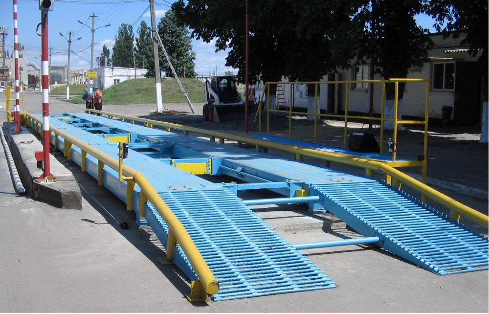Заказать Реконструкция механических весов для взвешивания автомобилей Украина