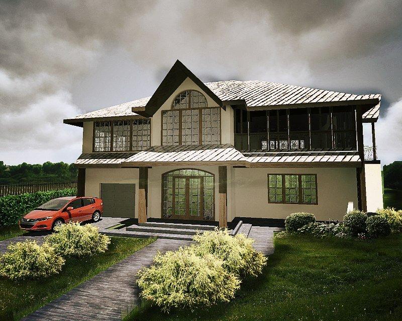 Заказать Проекты домов. Дизайн интерьеров.