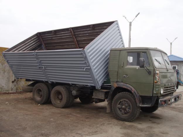 Заказать Переоборудование прицепов грузовых автомобилей.