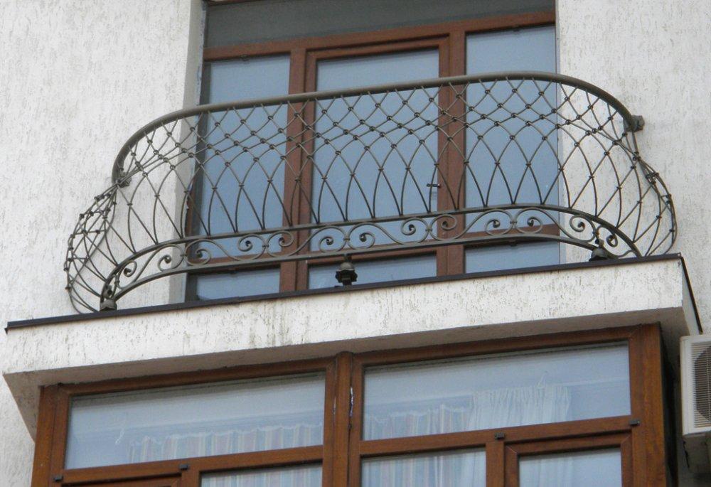 Заказать Французские балконы. Ковка.