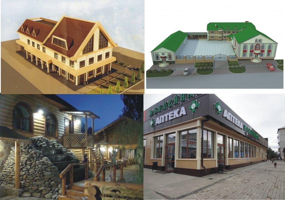 Заказать Строительство новых объектов соцально-культрного назначения и инженерных сетей к ним