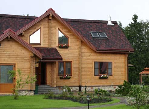 Заказать Установка деревянных домов,