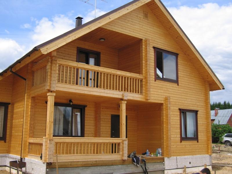 Заказать Строительство деревянно-каркасных домов, Строительство деревянно-каркасных домов под заказ