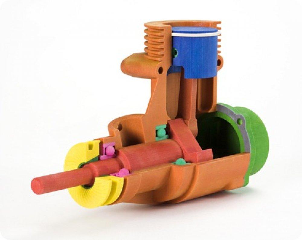 Заказать Изготовление деталей на 3D принтере ABS
