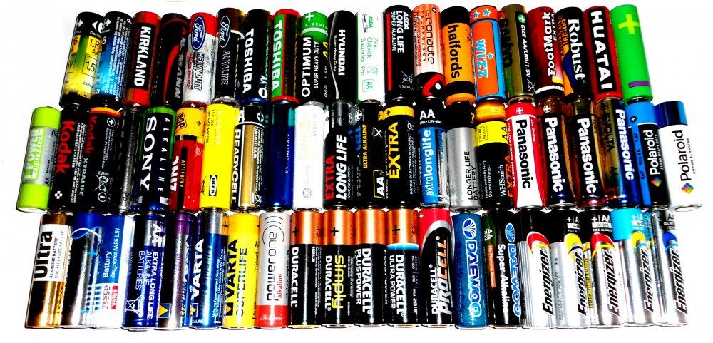 Заказать Покупка б/у батареек