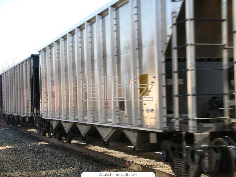 Заказать Аренда грузовых вагонов
