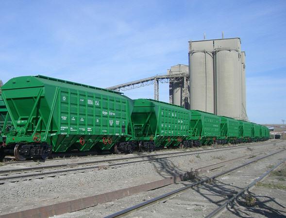 Заказать Аренда грузовых вагонов - зерновозы