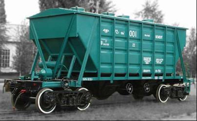 Заказать Подборка вагонов для подачи на грузовые фронты - хопперров цементовозов