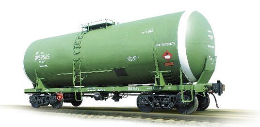 Заказать Подборка вагонов для подачи на грузовые фронты - цистерны