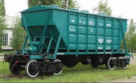 Заказать Подборка вагонов для подачи на грузовые фронты - хопперы