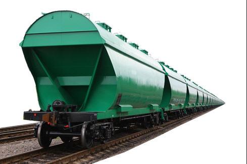 Заказать Подборка полувагонов для подачи на грузовые фронты - зерновозы