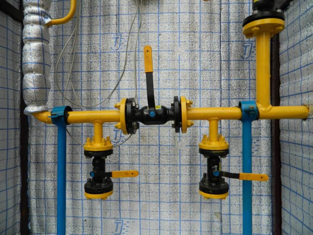 Проектування автоматизованих вузлів обліку газу з коректорами.