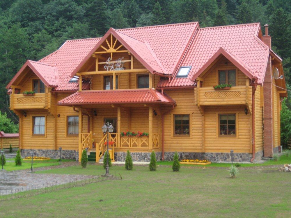 Заказать Будівництво дерев'яних будинків та інших споруд