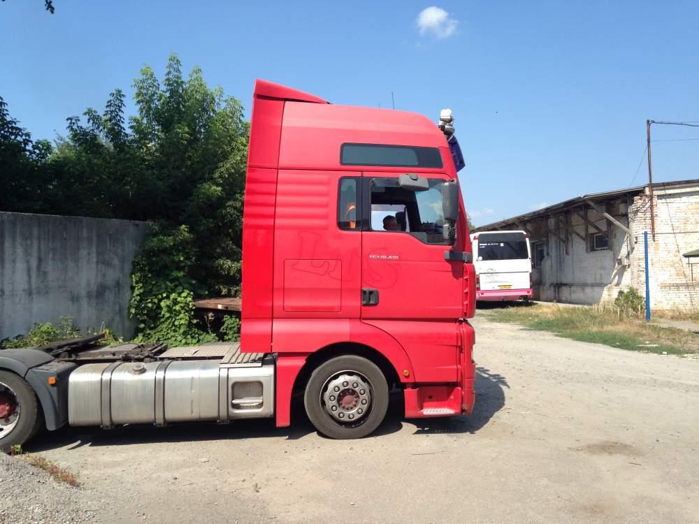 Заказать Разборка грузовых автомобилей