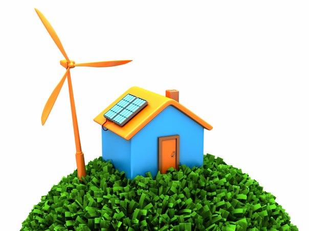 Заказать Воздухоподогреватели с использованием энергии солнца и ветра