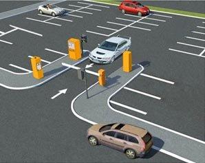 Замовити Установка систем автоматизації паркування