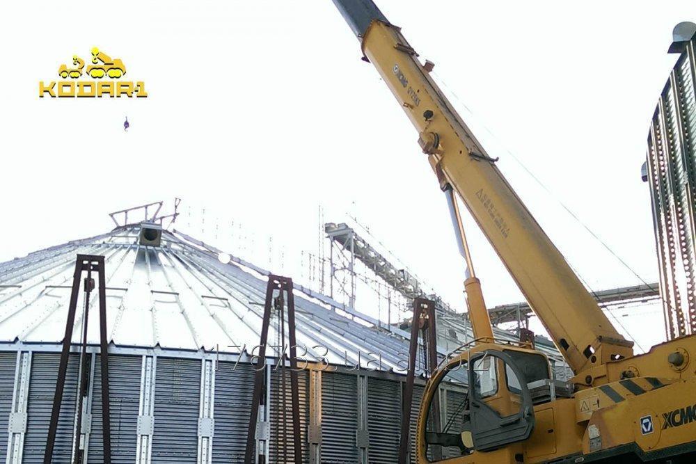 Order Rent of the truck crane