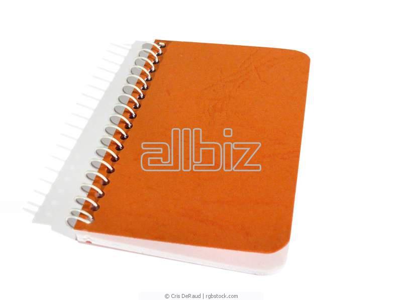 Заказать Блокноты с логотипом под заказ от 100 шт