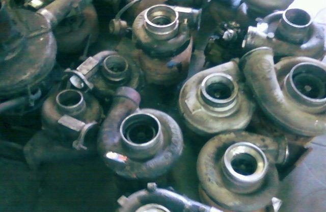 Ремонт турбокомпрессоров (ТКР) КамАЗ