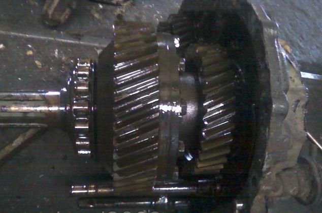 Ремонт коробок раздаточных КамАЗ-4310