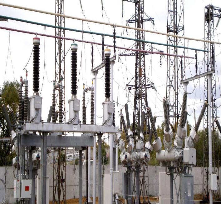 Заказать Распределительные сети напряжением до 35кВ энергоснабжающих и энергогенерирующих компаний, промышленных предприятий.