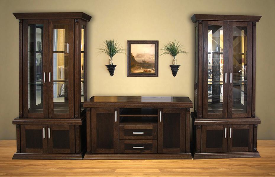 Заказать Изготовление мебели из массива дуба на заказ