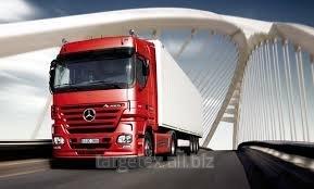 Order Road haulage.