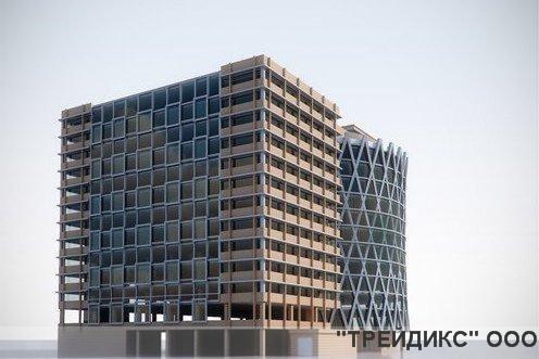 Заказать Проектирование многоквартирных жилых домов
