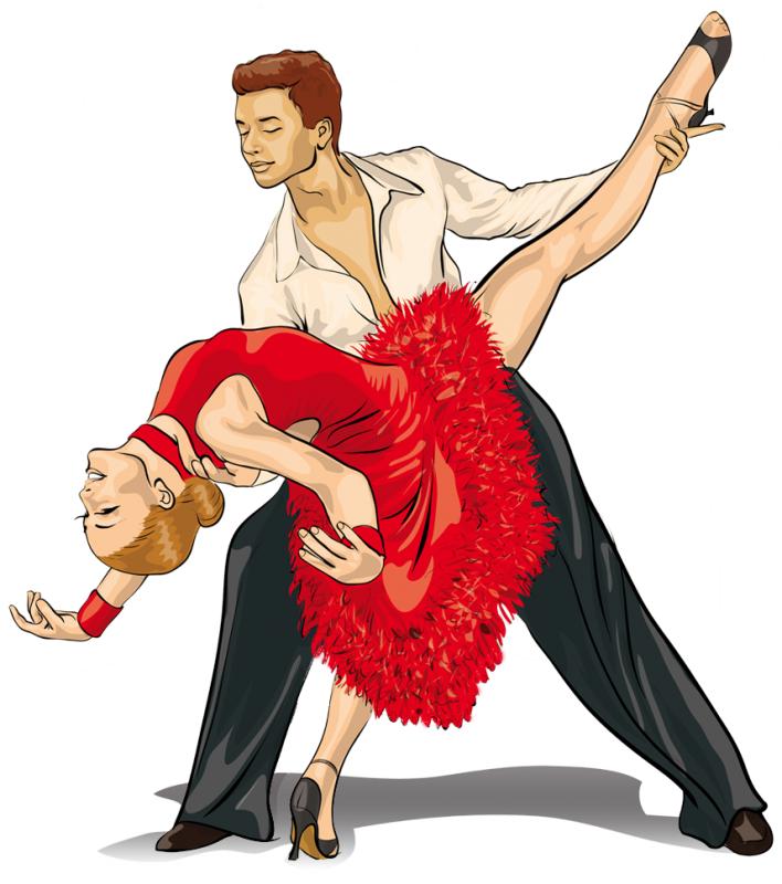 Заказать Танцы (ЧА-ЧА-ЧА) для взрослых (18+). Кременчуг