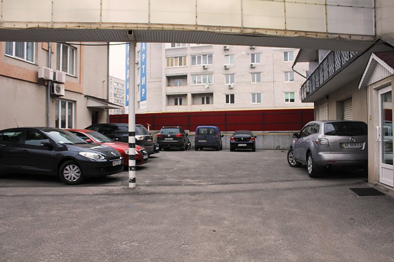 Заказать Охраняемая стоянка в Борисполе