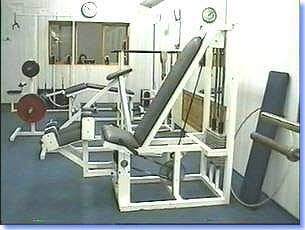 Оборудование тренажерных залов под ключ