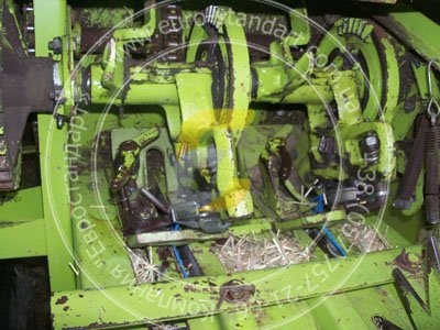 Order Repair of the knitting device of a press sorter