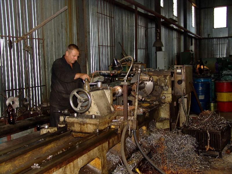 Заказать Механическая обработка металических деталей