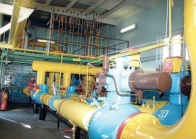 Заказать Проектирование газораспределительного оборудования