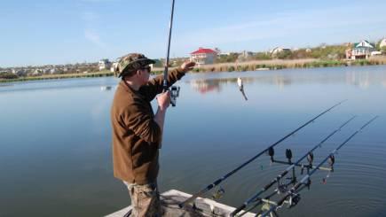 Заказать Рыбалка на наших водоёмах