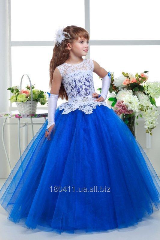 Прокат платье нарядное для девочки