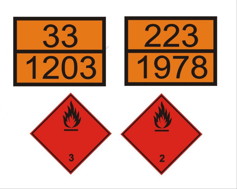 Заказать Международные перевозки опасных наливных грузов