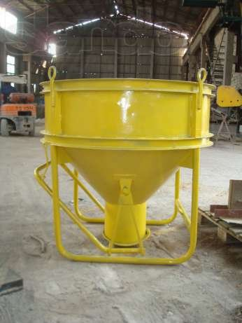 Заказать Бункер бетонной массы (ББМ)
