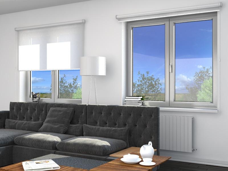 Заказать Изготовление и установка Металлопластиковых окон для гостиной