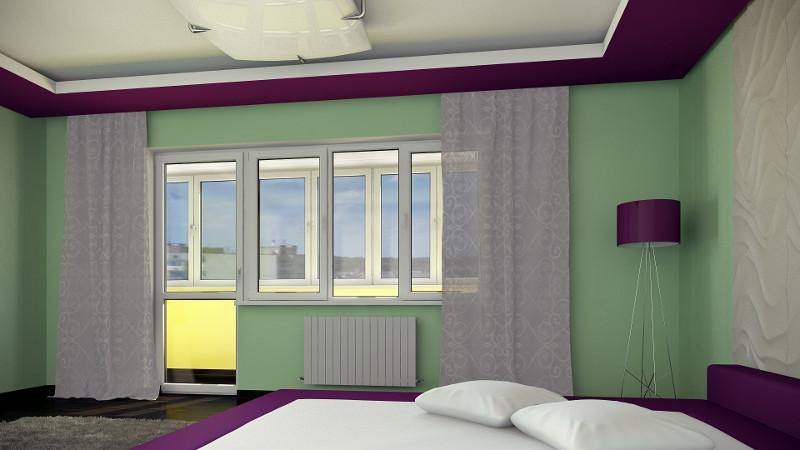 Заказать Изготовление и установка Металлопластиковые окна для спальни