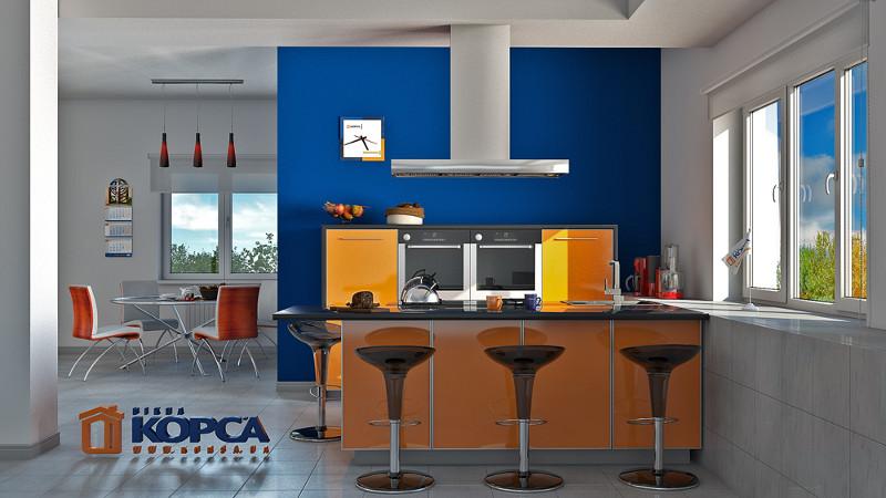 Заказать Изготовление и установка Металлопластиковых окон для кухни