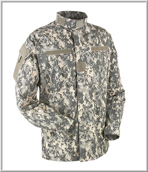 Пошив форменной одежды, комуфляж