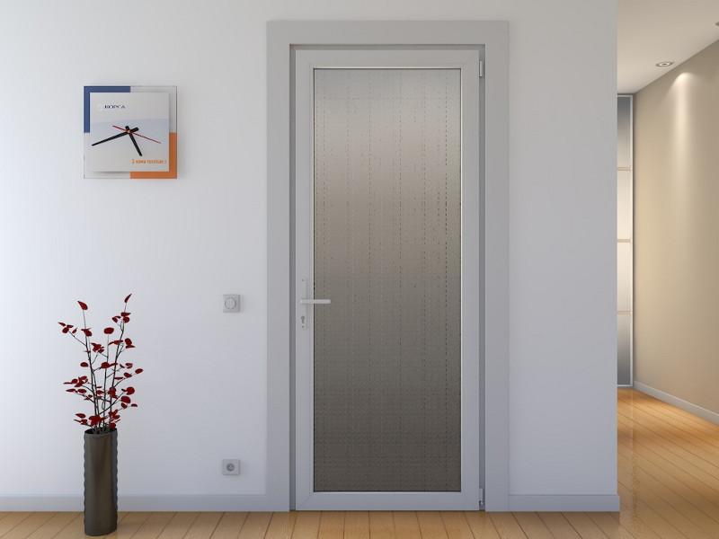 Заказать Изготовление и установка пластиковых межкомнатных дверей
