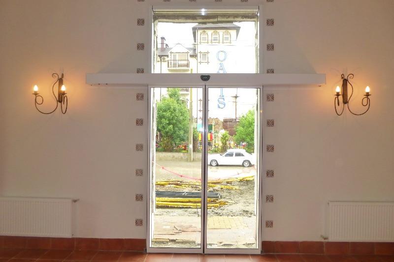 Заказать Изготовление и установка Раздвижных автоматических дверей