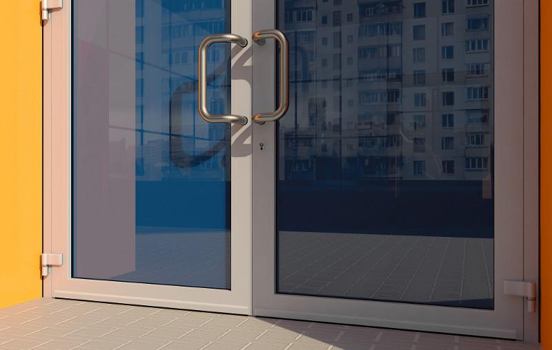 Заказать Установка и изготовление Алюминиевых дверей