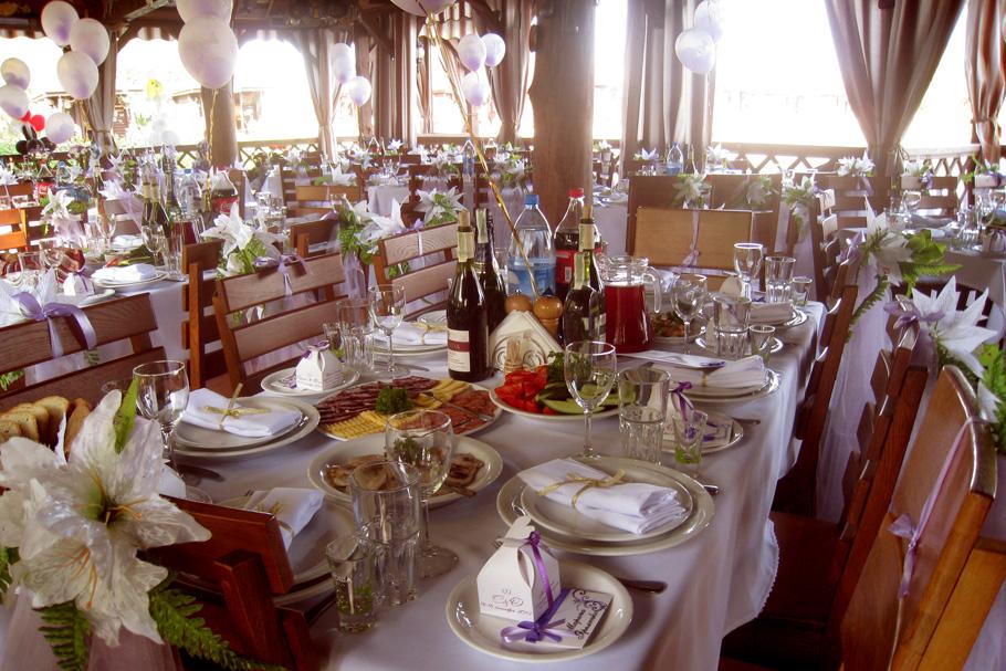 Заказать Заказ помещения для фуршетов и свадеб
