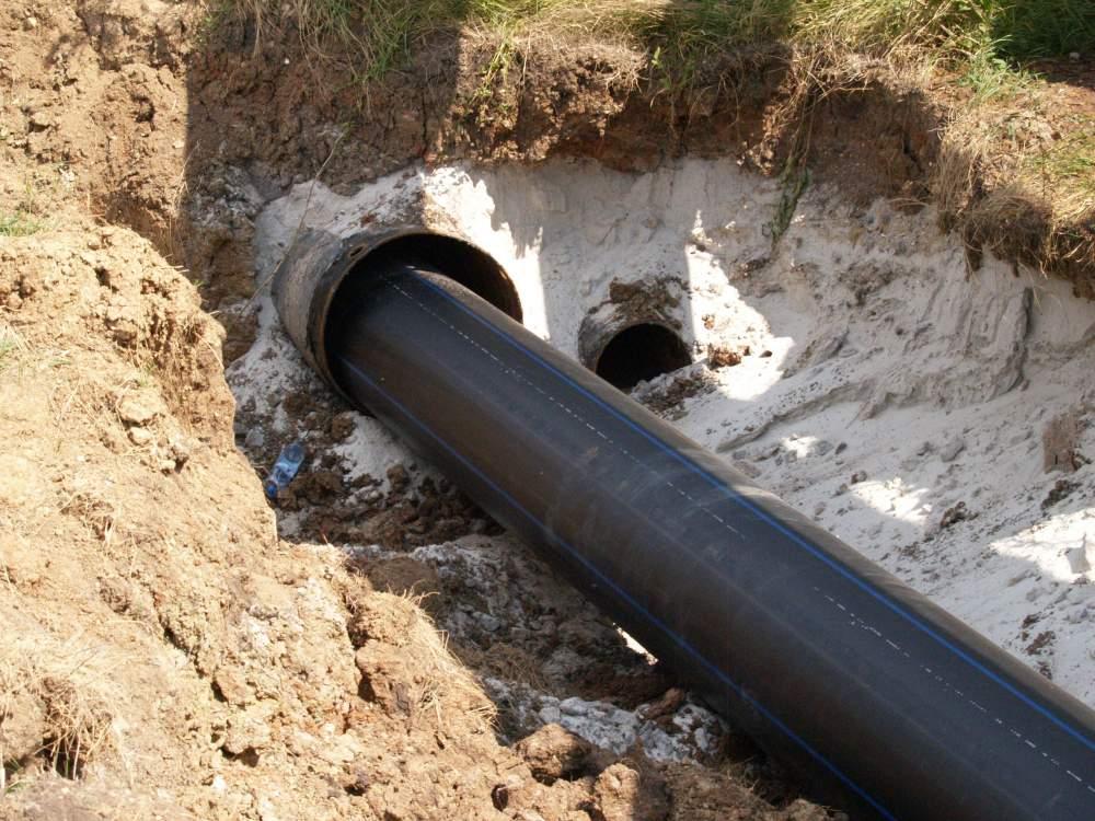 Реконструкция канализации Одесса область