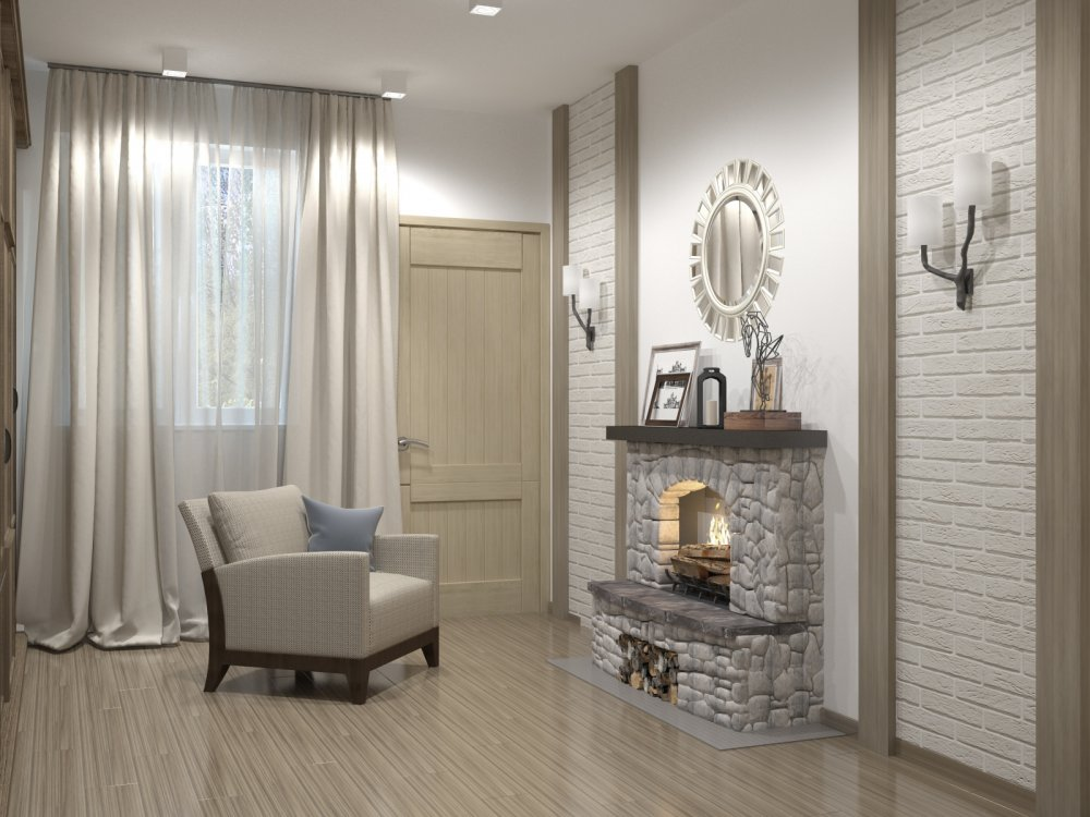 Заказать Стильный молодежный дизайн дома